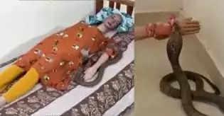 2020 മേയ് ആറിനാണ് ഭർത്താവ് സൂരജ് ഉത്രയെ പാമ്പിനെ കൊണ്ട് കടിപ്പിച്ചു കൊലപ്പെടുത്തിയത്.